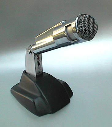 EV 664 Mic and stand